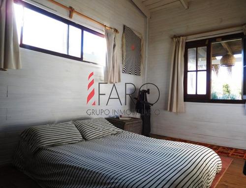 casa en playa punta piedras 2 dormitorios - ref: 34082