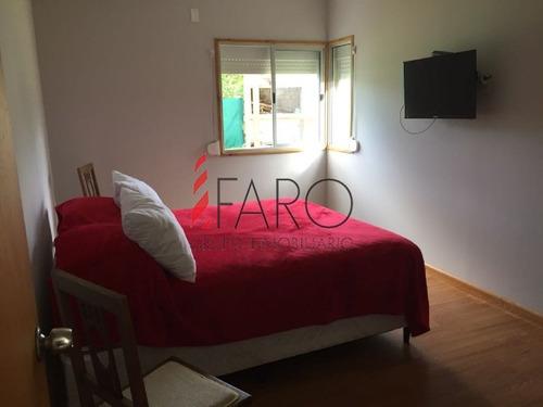 casa en san rafael 2 dormitorios con jardín y parrillero - ref: 36012
