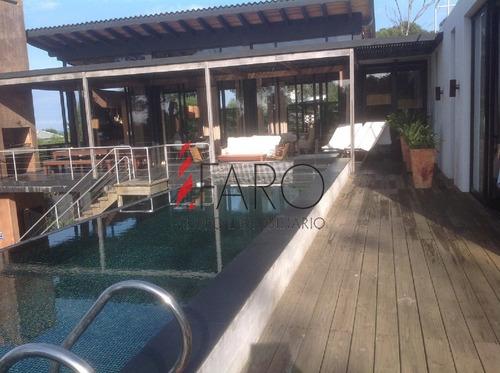 casa en santa mónica a metros del mar 3 dormitorios con piscina, terraza y barbacoa - ref: 36189