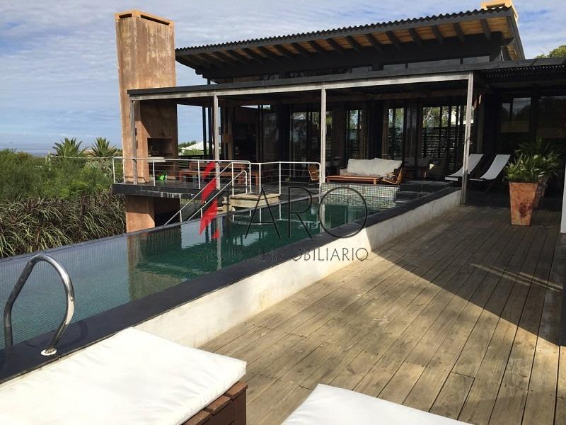 Casa En Santa Mónica A Metros Del Mar 3 Dormitorios Con Piscina Terraza Y Barbacoa Ref 36189