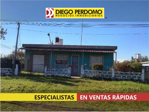 casa en venta, 2 dormitorios, ciudad del plata.