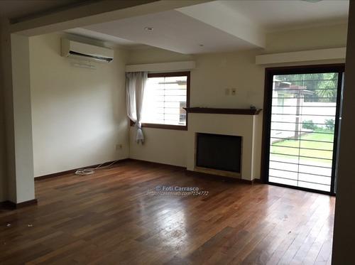 casa en venta 3 dormitorios carrasco sur