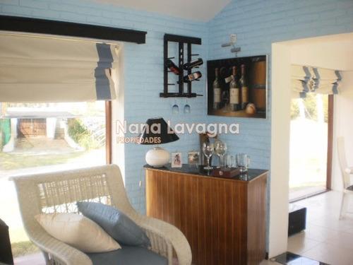 casa en venta, jardines de cordoba, punta del este, 3 dormitorios. - ref: 205783