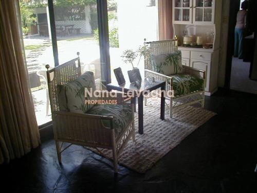 casa en venta, lugano, punta del este, 3 dormitorios. - ref: 205948