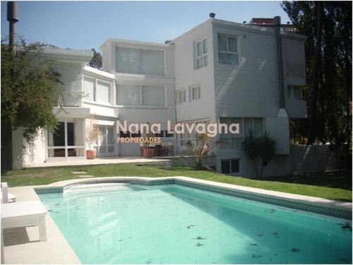 casa en venta, mansa, punta del este, 4 dormitorios. - ref: 205986