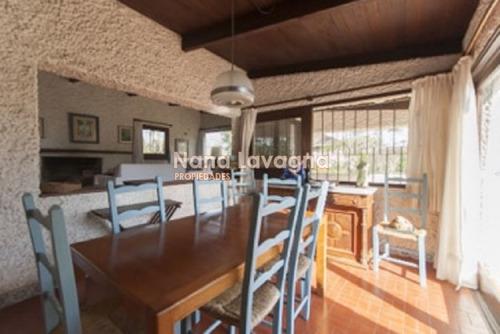 casa en venta, pinares, punta del este, 3 dormitorios. - ref: 210076