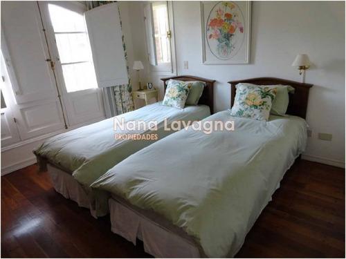 casa en venta, rincón del indio, punta del este, 4 dormitorios. - ref: 209305