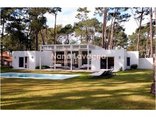 casa en venta y alquiler, golf, punta del este, 3 dormitorios. - ref: 209320