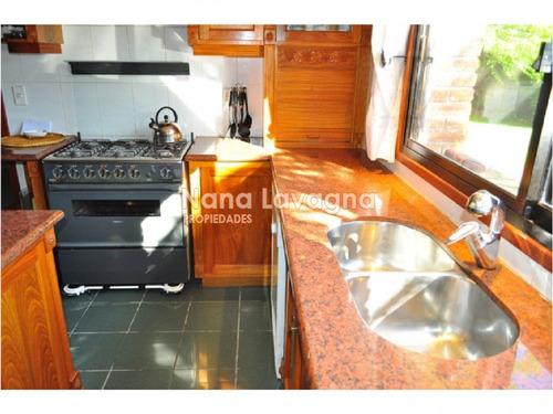 casa en venta y alquiler, golf, punta del este, 4 dormitorios. - ref: 205929
