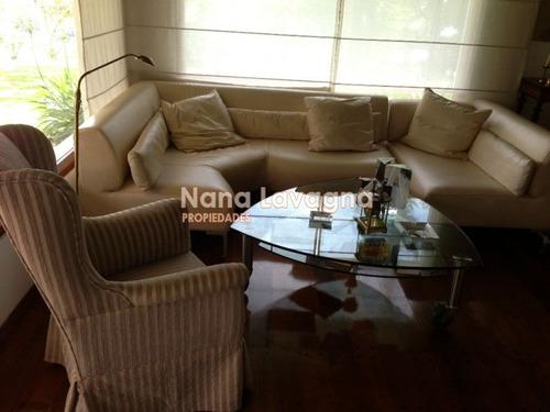 casa en venta y alquiler, golf, punta del este, 5 dormitorios. - ref: 206361