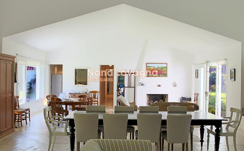 casa en venta y alquiler, golf, punta del este, 5 dormitorios. - ref: 209522