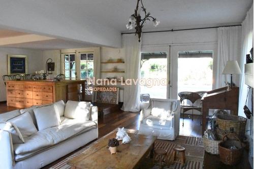 casa en venta y alquiler, golf, punta del este - ref: 206499