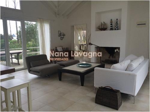 casa en venta y alquiler, laguna blanca, la barra, 5 dormitorios. - ref: 209235