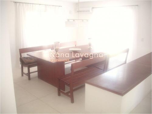 casa en venta y alquiler, lugano, punta del este, 4 dormitorios. - ref: 205667