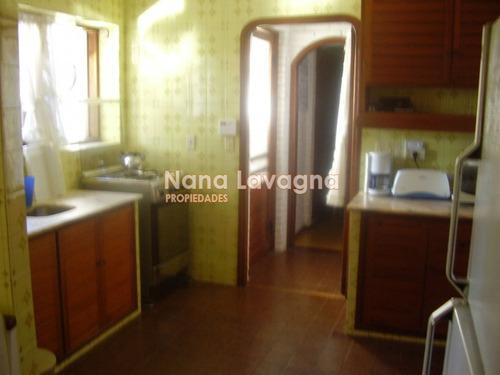 casa en venta y alquiler, lugano, punta del este, 4 dormitorios. - ref: 206047