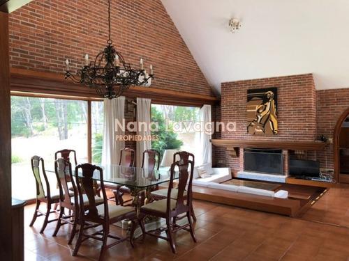 casa en venta y alquiler, lugano, punta del este, 4 dormitorios. - ref: 206135