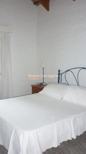 casa en venta y alquiler, lugano, punta del este, 4 dormitorios. - ref: 208401