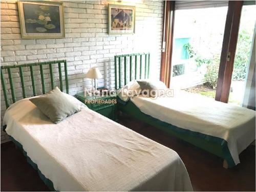 casa en venta y alquiler, mansa, punta del este, 4 dormitorios. - ref: 206841