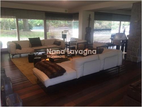 casa en venta y alquiler, mansa, punta del este, 6 dormitorios. - ref: 205765