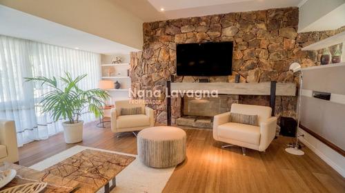 casa en venta y alquiler, mansa, punta del este, 6 dormitorios. - ref: 209748