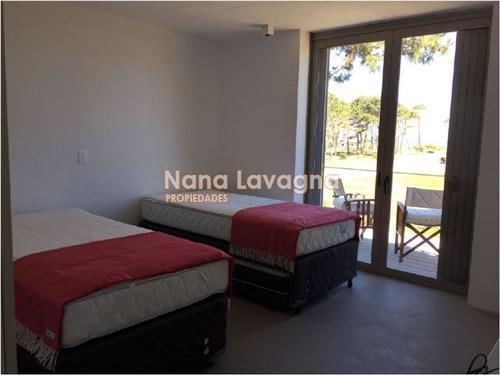 casa en venta y alquiler, pinar del faro, jose ignacio, 4 dormitorios. - ref: 209826