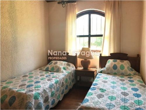 casa en venta y alquiler, pinares, punta del este, 3 dormitorios. - ref: 208958