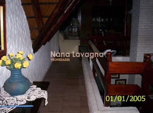casa en venta y alquiler, pinares, punta del este, 4 dormitorios. - ref: 207029