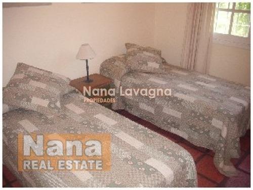 casa en venta y alquiler, rincón del indio, punta del este, 3 dormitorios. - ref: 207187