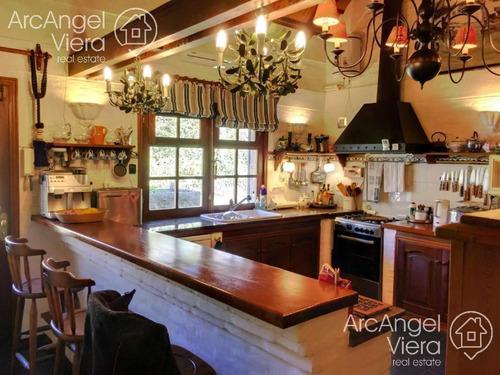 casa espectacular en venta en  beverly hills - punta del este, 3200 metros de terreno