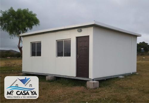 casa isopanel desde u$s8450. la casa más rápida y económica