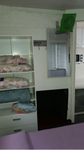 casa para 3 personas con un dormitorio