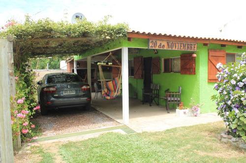 casa para 6 personas a 3 cuadras de la playa