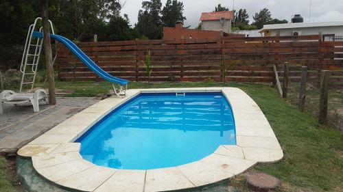 casa playa grande piriapolis con  piscina