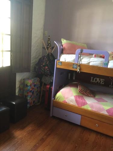 casa p/unico/3 dorm.,fondo/lat.varios coches- m/ disfrutable