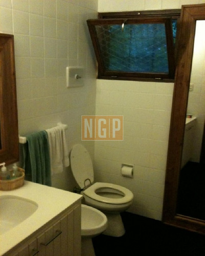 casa reciclada en zona residencial (san rafael) en excelente estado! 3 dorm (2 suite), 3 baños, con amplios ambientes, parrillero integrado. ideal par - ref: 21638