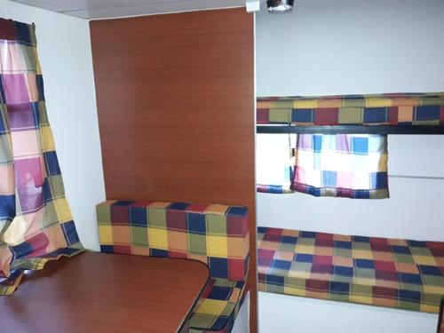 casa rodante acapulco 450 de luxe en excelente estado