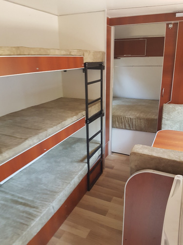 casa rodante ok ferbus 480  5/ 6 personas