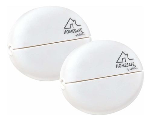 casa seguro por verano ciega cord fastener, 2-pack, paque