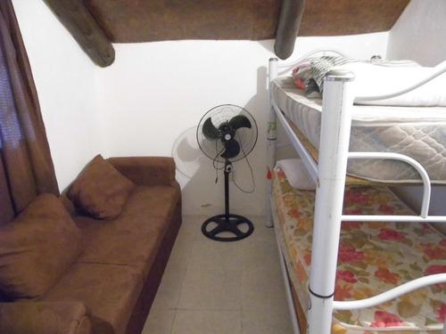 casa tipo cabaña muy confortable