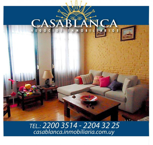 casablanca - impecable estado, casa esquina