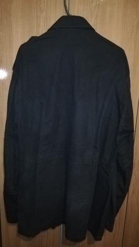 venta minorista 71b67 e33a5 Casaca Militar Negra