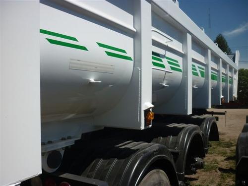 casamba / semi volcadora / cormetal / abs / led / 20 m3 /