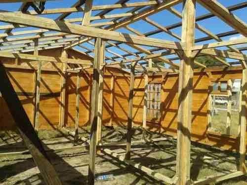 casas cabañas prefabricadas