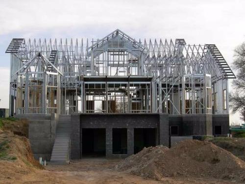 casas en steel framing