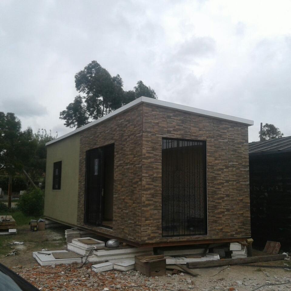 Casas modulos galpones en isopanel en - Casas de modulos ...