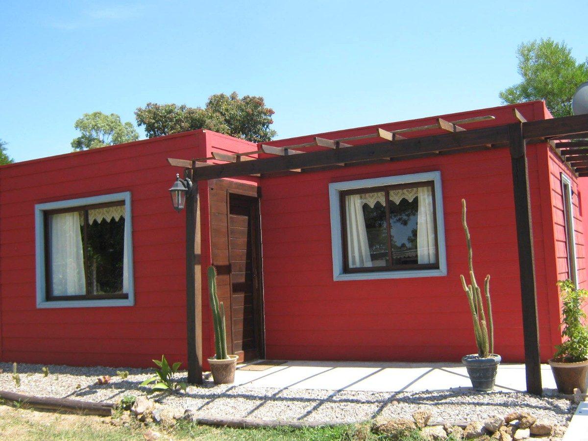 Casas prefabricadas en isopanel u s en mercado libre for Casas de muebles en montevideo