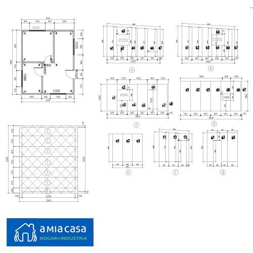 casas prefabricadas llave en mano isopanel eps desde 30m2