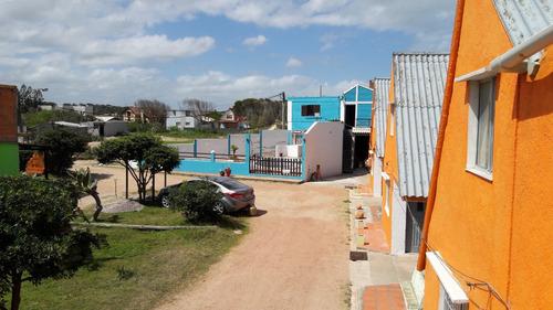 casas,cabañas y aptos frente al mar (wimpy) en barra uruguay