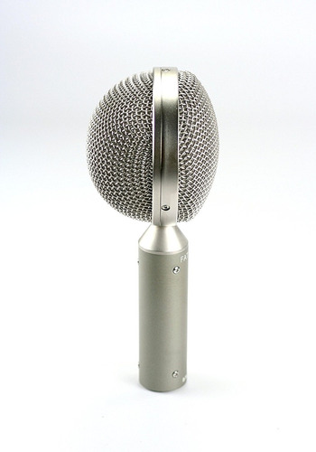 cascade microphones fat head be stereo pair ribbon