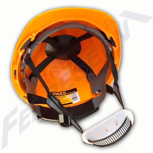 casco de seguridad ingco amarillo hsh01